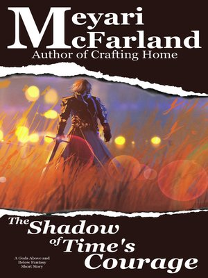 cover image of The Shadow of Time's Courage
